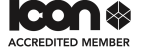 Icon Accredited Member Logo - EPS